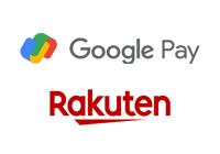GooglePay-Rakuten logo
